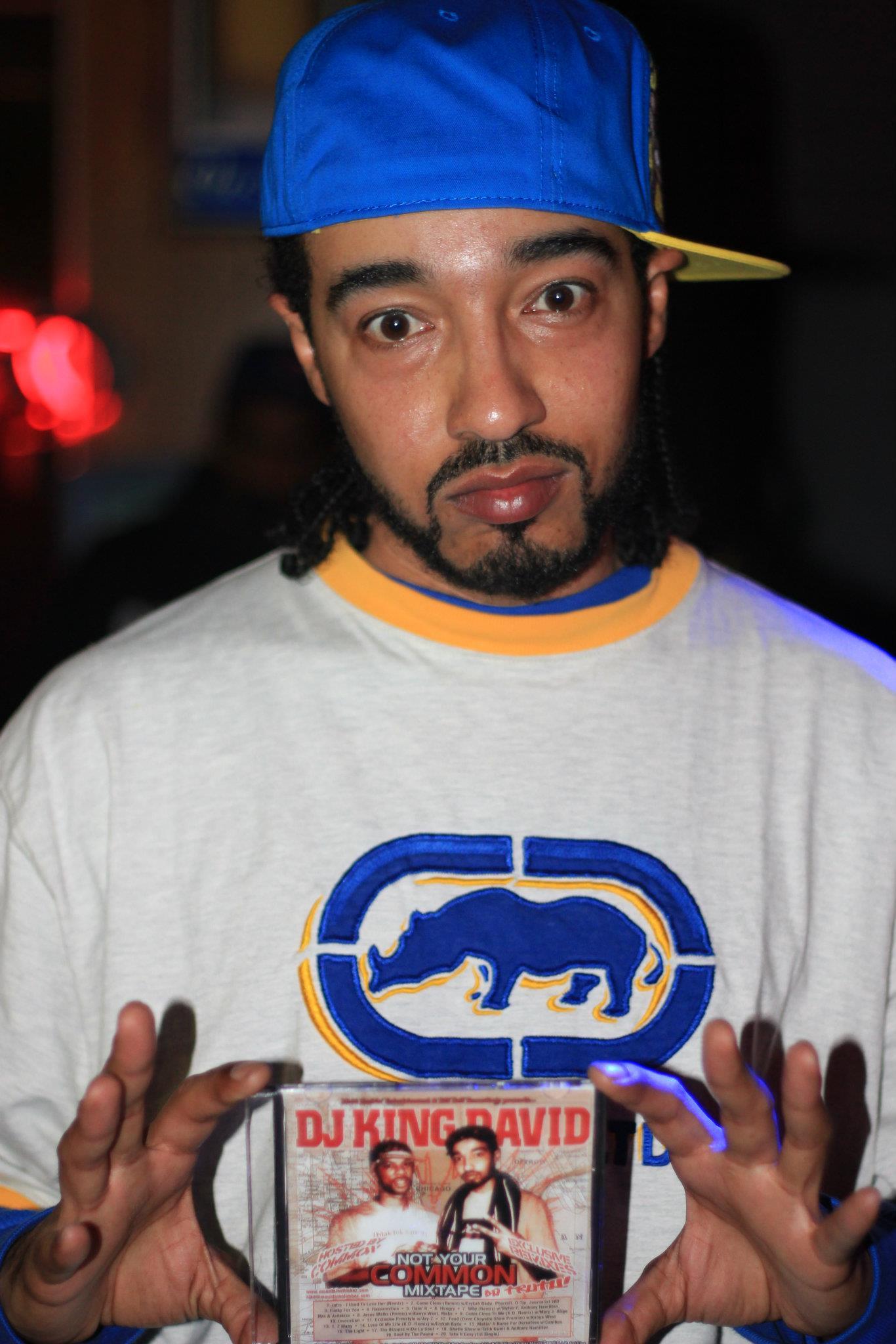 DJ King David